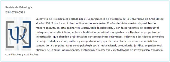 Revista de Psicologia_FACSO_Chile