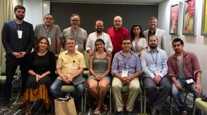Grupo de Trabajo de Psicología Experimental  y Comparada de la SIP